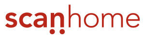 SCANHOME Logo Color