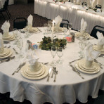 Table for Banquet
